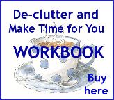 De-clutter workbook